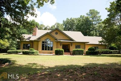 Griffin Single Family Home For Sale: 351 Teamon Rd