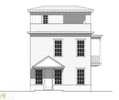 Atlanta Single Family Home New: 585 Bismark Rd #67