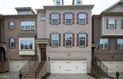Condo/Townhouse New: 3108 Boldmere Trl