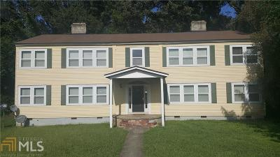 Cobb County Multi Family Home For Sale: 595 Colonial Cir