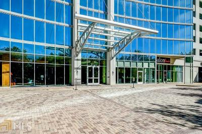 Realm Condo/Townhouse For Sale: 3324 Peachtree Rd #1612