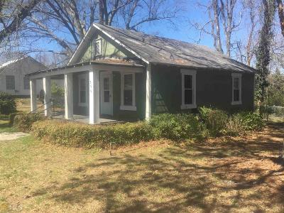 Gainesville Single Family Home New: 356 Piedmont Rd