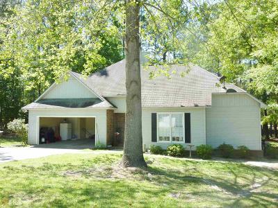 Statesboro Single Family Home New: 107 Edgewater Ct