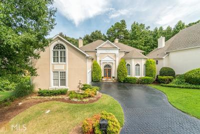 Johns Creek Single Family Home For Sale: 785 Olde Clubs Dr