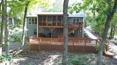 Lavonia, Martin, Toccoa, Fair Play, Westminster Single Family Home New: 276 Cardinal Ln