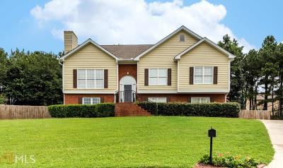Buford Single Family Home New: 3690 Elinburg Dr