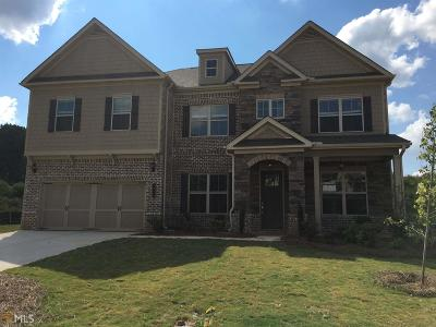 Buford Single Family Home New: 4611 Point Rock Dr #124