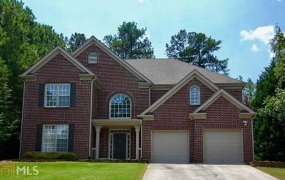 Roswell Single Family Home New: 1050 Knoll