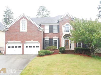 Acworth Single Family Home New: 6087 Addington Overlook