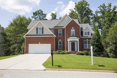 Powder Springs Single Family Home New: 4866 Brown Leaf Dr