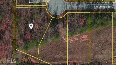 Covington Residential Lots & Land For Sale: 205 Scouts Ridge Dr