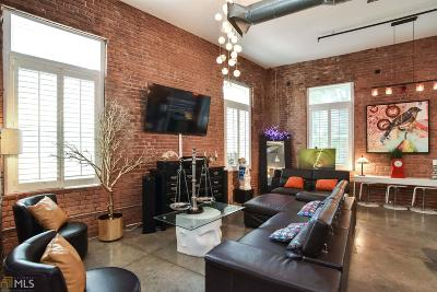Atlanta Condo/Townhouse New: 350 Peters St #7