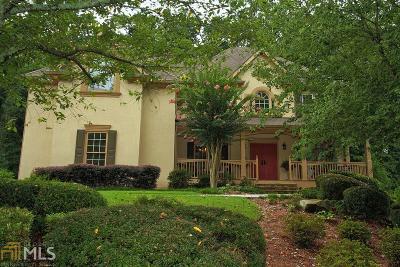Alpharetta Single Family Home New: 5180 Deerlake Dr