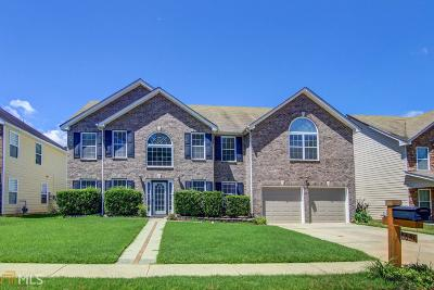 Clayton County Single Family Home New: 6631 Chason Woods Ct