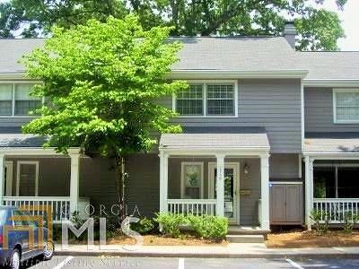 Marietta, Smyrna Condo/Townhouse New: 2759 Farmstead Rd