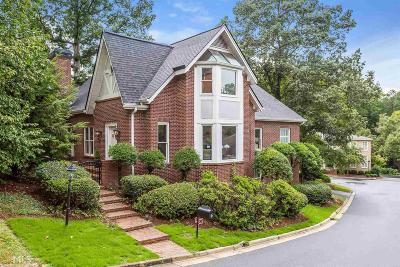 Atlanta Single Family Home New: 4412 Paces Battle