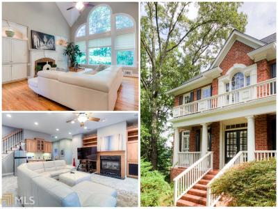 MABLETON Single Family Home New: 650 Vinings Estates Dr