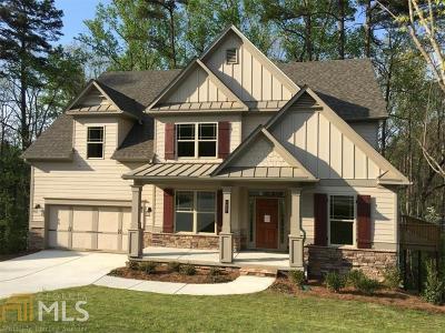 Douglasville Single Family Home For Sale: 5483 Oconee Dr #240