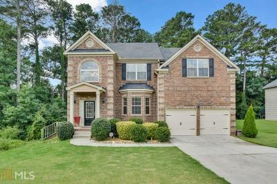 Snellville Single Family Home New: 3290 Terry Ashley Ln