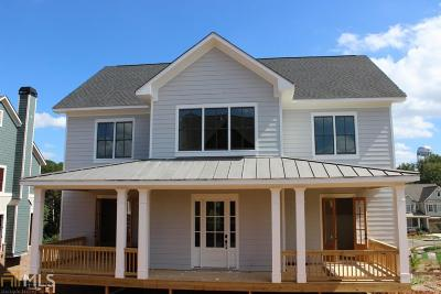 Woodstock Single Family Home For Sale: 2801 Stonecrest Aly #145