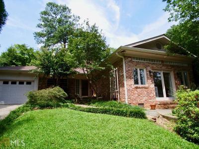 Piedmont Heights Single Family Home New: 466 Wimbledon Rd