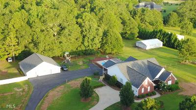 Walton County Single Family Home For Sale: 5000 H D Atha Rd