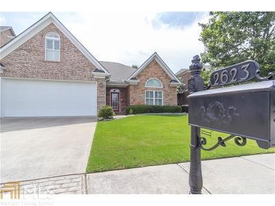 Grayson Single Family Home New: 2623 Madison Mae Ln