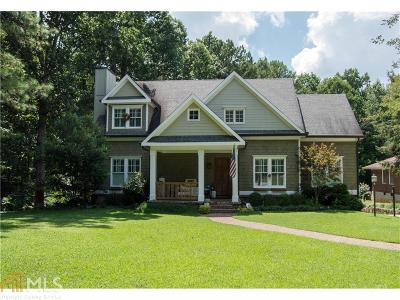 Atlanta Single Family Home New: 1787 Willis Mill Rd