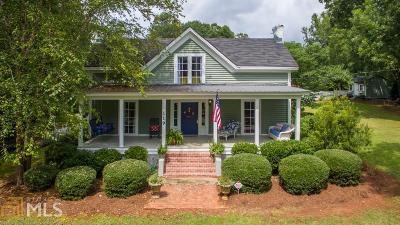 Bishop Single Family Home For Sale: 119 Jefferson Rd