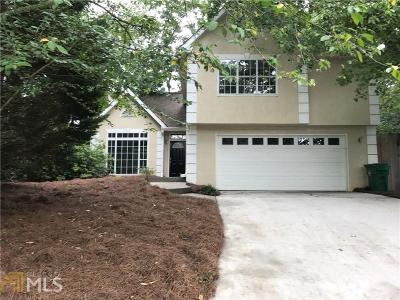 Decatur Single Family Home New: 2783 Ashbury Ct