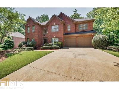 Roswell Single Family Home New: 1010 Knoll Ter