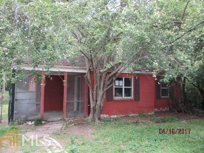 Clayton County Single Family Home New: 676 Bridge Ave