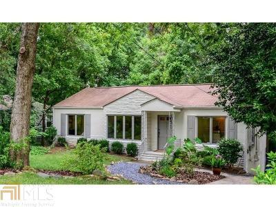 Dekalb County Single Family Home For Sale: 1066 Briar Vista Ter