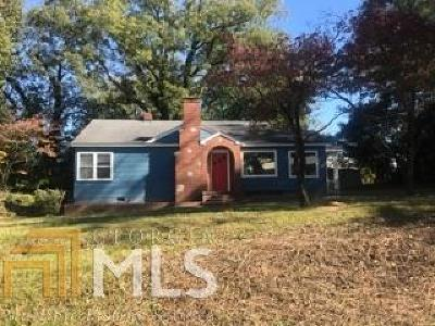 Elbert County, Franklin County, Hart County Single Family Home For Sale: 100 N Jackson St