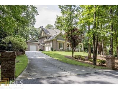 Alpharetta Single Family Home New: 13651 New Providence Rd