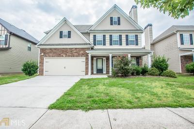 Snellville Single Family Home New: 4498 Woodgate Hill Trl