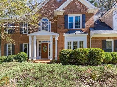 Acworth Single Family Home New: 4998 Bent Oak Dr