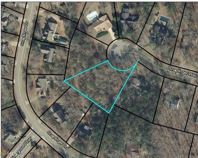Athens Residential Lots & Land New: 153 Snapfinger Way