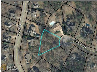 Athens Residential Lots & Land New: 163 Snapfinger Way