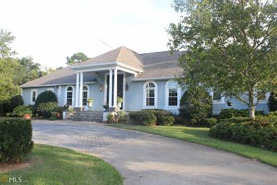 Butts County, Jasper County, Newton County Single Family Home For Sale: 140 Strickland Pasture Rd