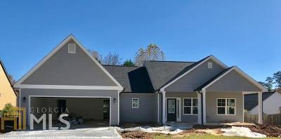 Powder Springs Single Family Home New: 3338 Hobbit Glen