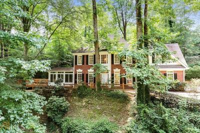 Atlanta Single Family Home New: 2466 Nancy Ln