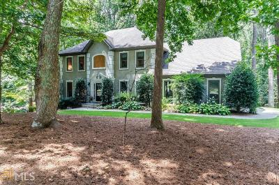 Marietta Single Family Home New: 4201 Summit Way