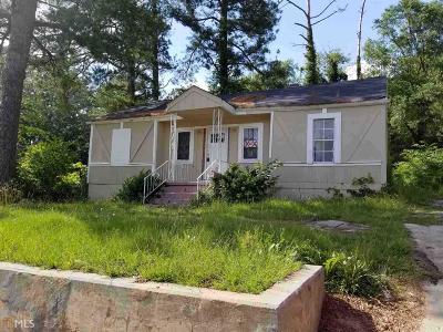 Atlanta Single Family Home New: 2936 Glenwood Ave