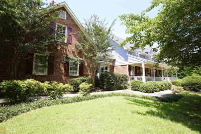 Powder Springs Single Family Home New: 5422 Hill Rd