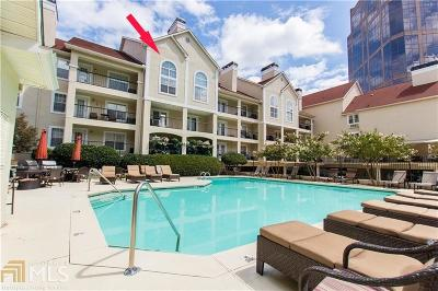 Habersham Of Buckhead Condo/Townhouse For Sale: 3655 Habersham Rd #337