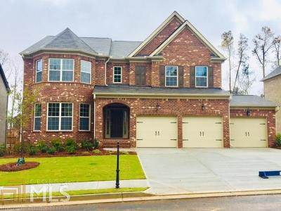 Buford Single Family Home New: 3908 Soft Wind Terrace #71