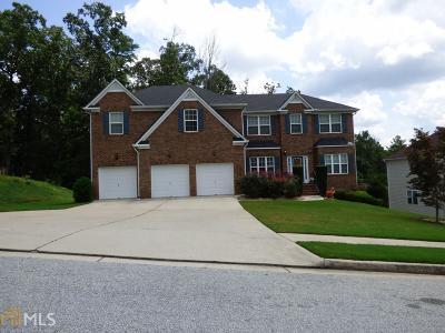 Douglasville Single Family Home For Sale: 4549 Bellemeade Dr