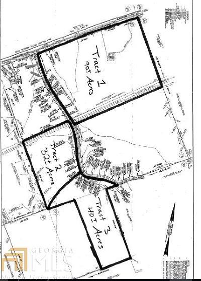 Covington Farm For Sale: Forrester Cemetery Rd