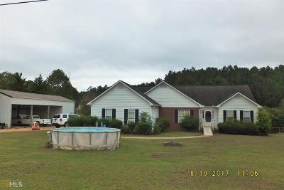 McDonough Single Family Home New: 176 Laney Rd